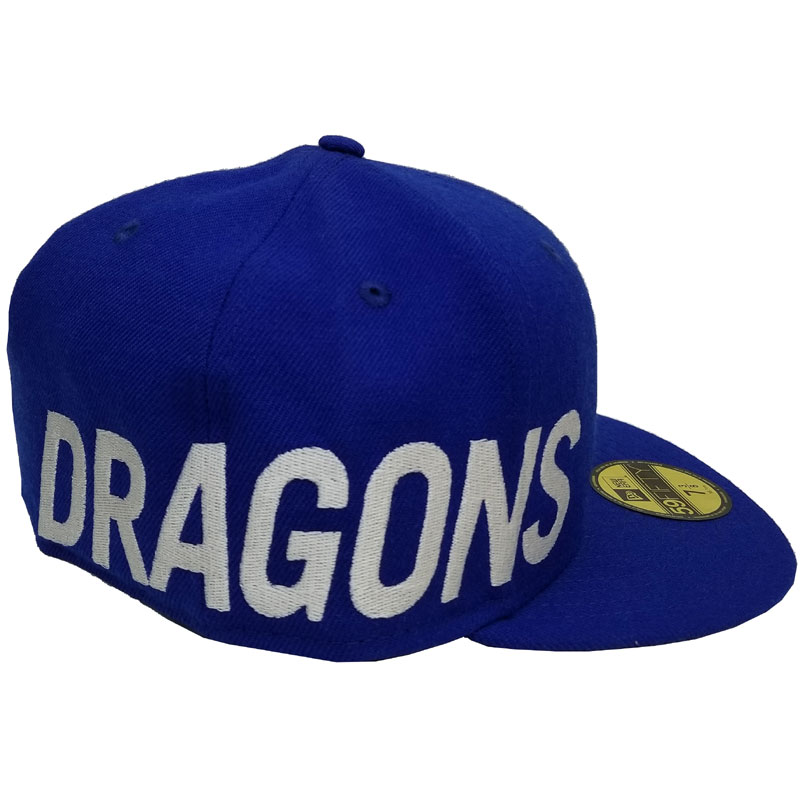 5950 DRAGONS SIDE BIG BLUE WHITE
