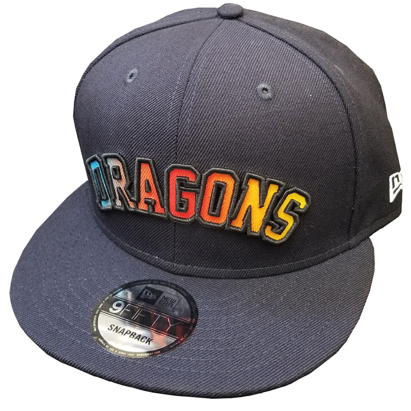 950 DRAGONS ARCH NAVY GDT